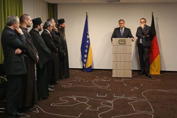 07122016 3 1024x623 600x400 - Empfang für den Vorsitzenden des Staatspräsidiums BuH dr. Mladen Ivanić