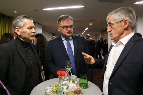 07122016 6 1024x666 600x400 - Empfang für den Vorsitzenden des Staatspräsidiums BuH dr. Mladen Ivanić