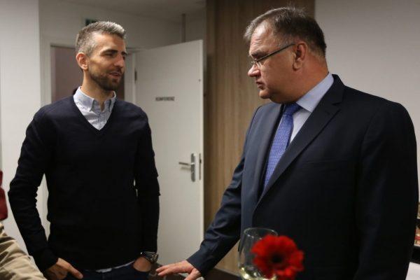07122016 7 1024x723 600x400 - Empfang für den Vorsitzenden des Staatspräsidiums BuH dr. Mladen Ivanić