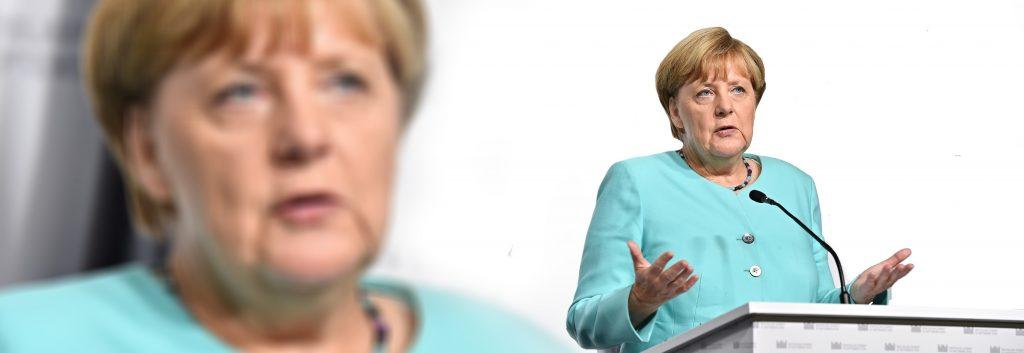 Wem Angela Merkel den Wahlsieg vor vier Jahren zu verdanken hat