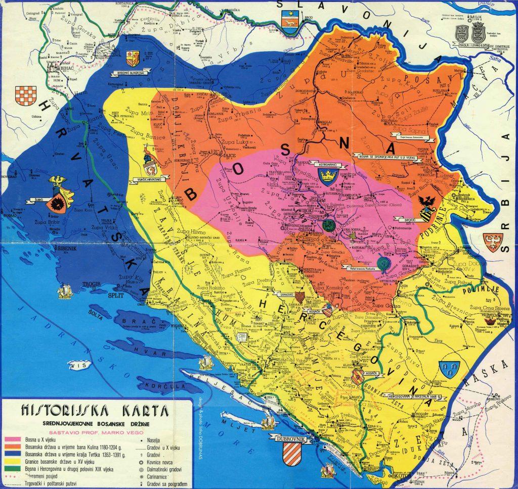 Prije tačno 640 godina krunisan bosanski kralj Tvrtko I Kotromanić