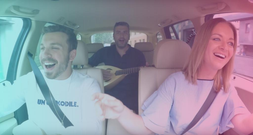 Edin Hasanović & Damir Imamović @ Star in the Car