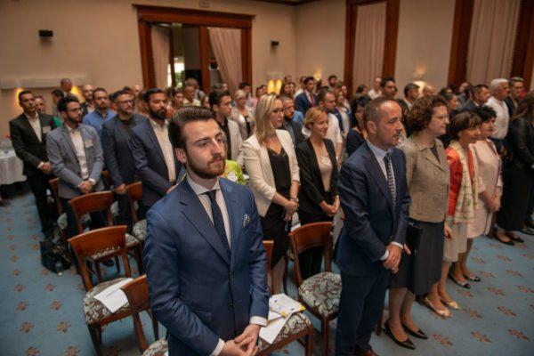 48125701888 a0cda14a6d k 1024x684 600x400 - Druga konferencija dijaspore iz BiH pod nazivom 'Mladi i BiH: Koračajmo zajedno'