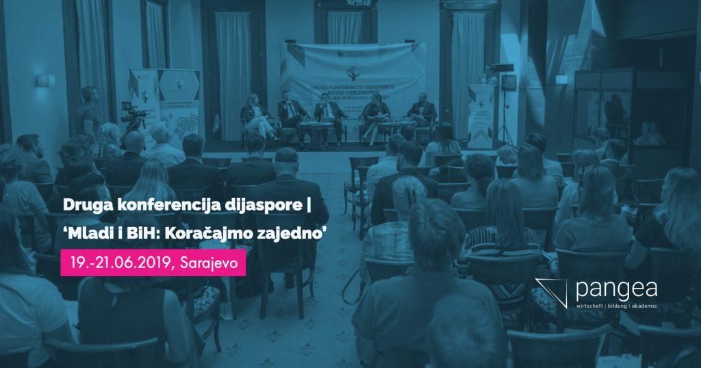 Druga konferencija dijaspore iz BiH pod nazivom 'Mladi i BiH: Koračajmo zajedno'