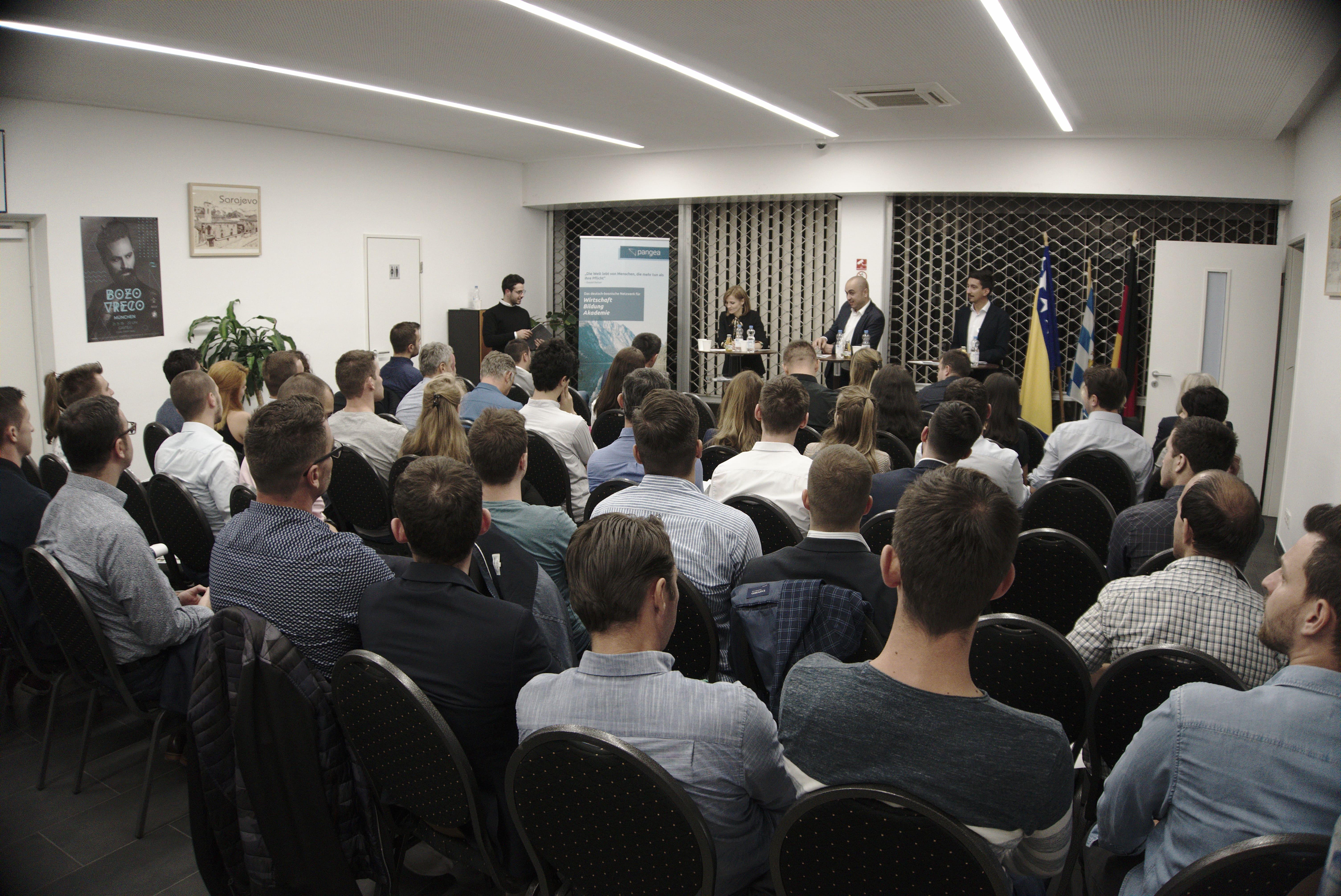 Impresije – Let´s connect 13. septembar 2019 | (Young) Professionals & Studenti iz Bosne i Hercegovine u regiji Minhen