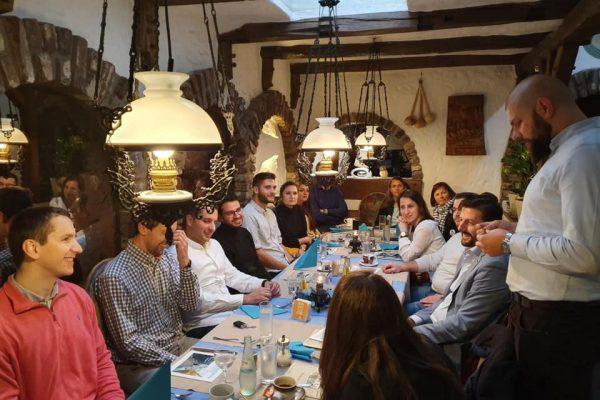 72874412 2331772683598232 6669058971929673728 n 600x400 - Impresije - Düsseldorf Professionals Meetup - pangea | netzwerk & BH Futures Foundation