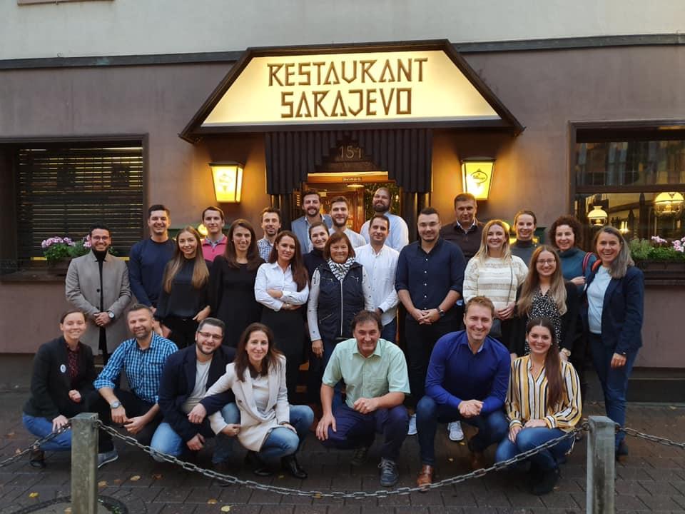 Impresije – Düsseldorf Professionals Meetup – pangea | netzwerk & BH Futures Foundation