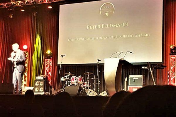 Gradonačenik grada Frankfurta Gospodin Peter Feldmann V3 600x400 - Impresije - Noć Bosne i Hercegovine, 26.10.2019 u Offenbachu