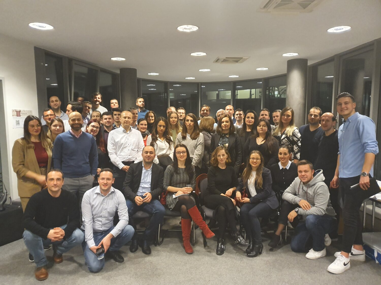 Impressionen – pangea | @professionals meetup mit Bosnia & Herzegovina Futures Foundation, Köln