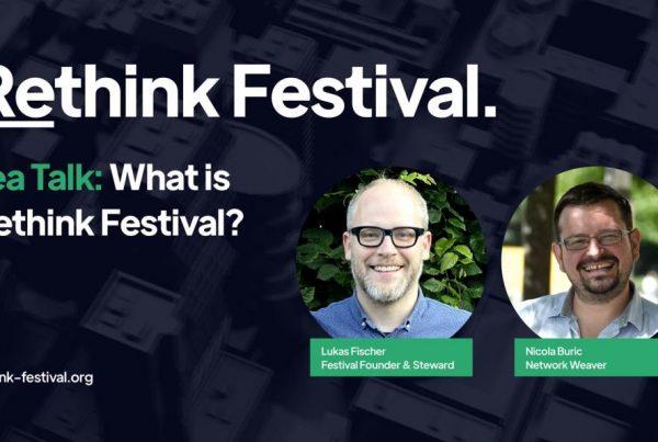 r festival 600x403 - Rethink Festival from 20. - 21. November 2020