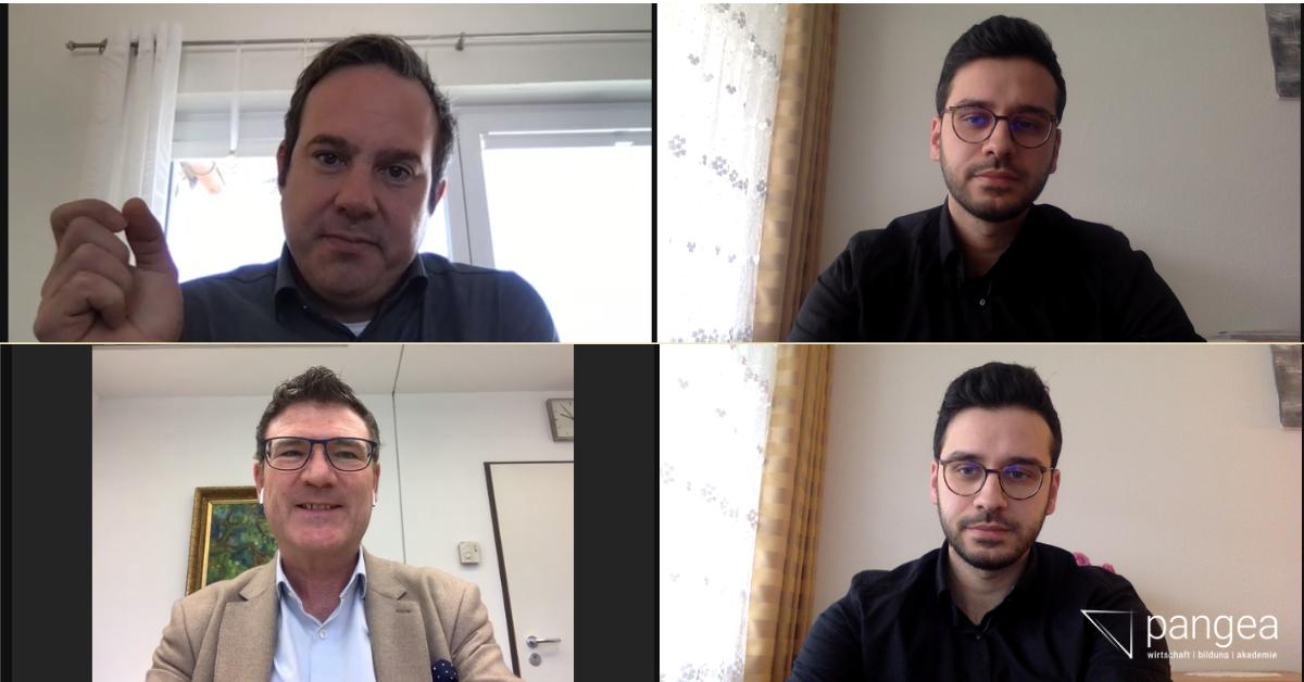 Razgovor sa parlamentarcima Dr. Stefan Kaufmann MdB & Raimund Haser MdL