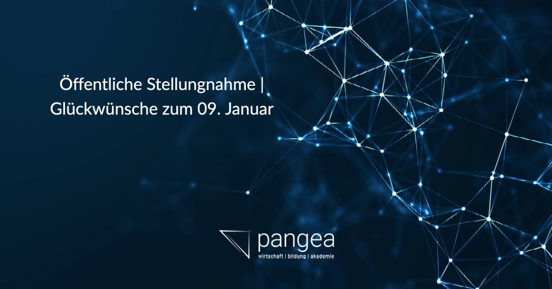 Öffentliche Stellungnahme des Netzwerks bzgl. der Glückwünsche zum 09. Januar