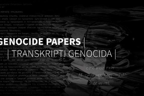 transkripti genocida otkrivaju sokantne detalje rasprava narodne skupstine rs od 1991 do 1995 godine93340 600x403 - Transkripti genocida: Šta otkrivaju stenogrami ratnih sjednica NSRS?