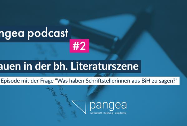 pangea podcast 2 Emir Suljagic Youtube blau 600x403 - pangea podcast #2 - Was Schriftstellerinnen aus BiH zu sagen haben