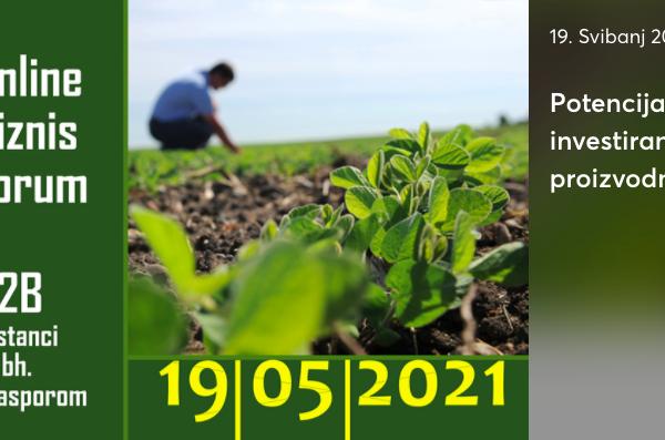 """Bildschirmfoto 2021 05 11 um 15.54.02 600x397 - Završen drugi Online Biznis Forum i b2b sastanci sa bh. dijasporom """"Potencijali i perspektive investiranja u poljoprivredu i proizvodnju hrane u BiH"""