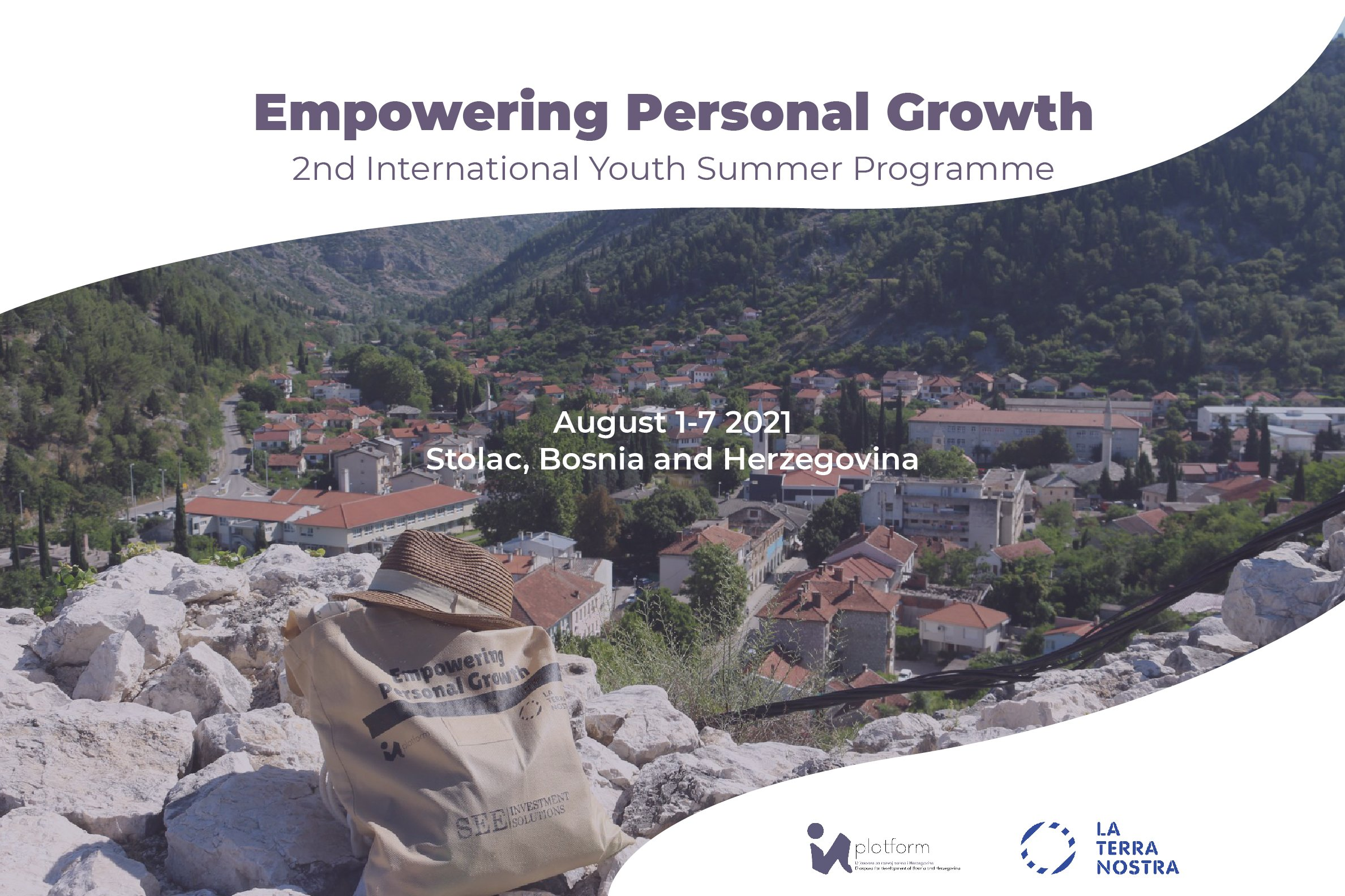 """Prijavite se na 2. međunarodni ljetni program mladih """"Empowering Personal Growth"""" u Stocu"""
