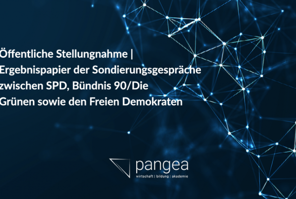 2021 Stellungnahme Sondierungen 600x403 - pangea   magazin - news